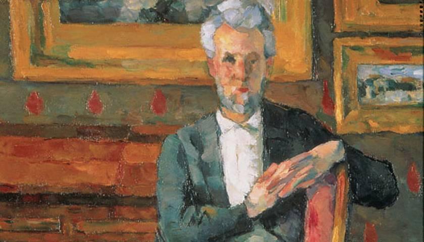 Victor Chocquet l'ami de Cézanne et Renoir