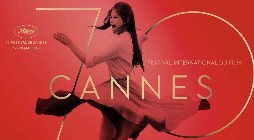 Claudia Cardinale visage du 70e festival de Cannes