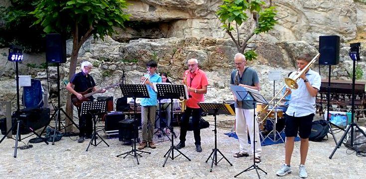 Fête de la musique à Figanières