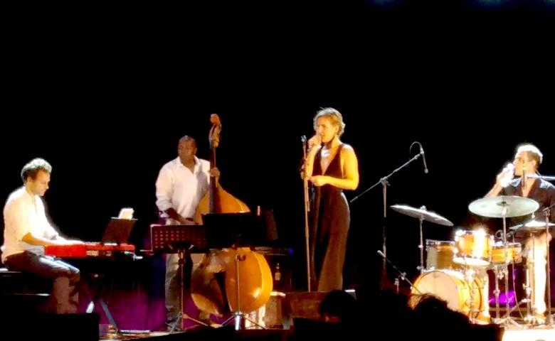 Caroline Mayer Quartet à Vidauban