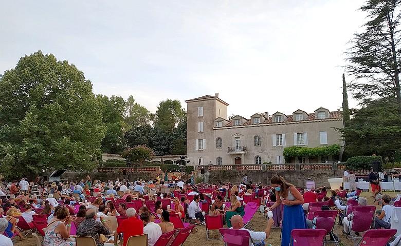 Musicales dans les vignes de Provence 2021
