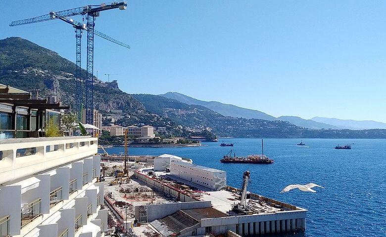 Anse du portier Monaco