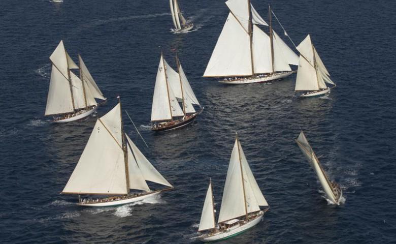 Les voiles de Saint Tropez 2020